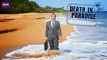 Netflix box art for Death in Paradise - Season 1