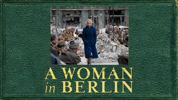 Netflix box art for A Woman in Berlin
