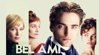 Netflix box art for Bel Ami