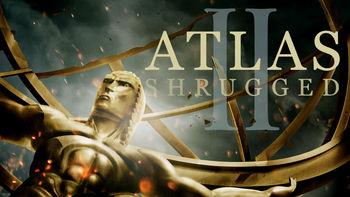 Netflix box art for Atlas Shrugged: Part II