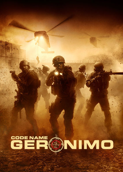 Seal Team Six: The Raid on Osama Bin Laden Netflix BR (Brazil)
