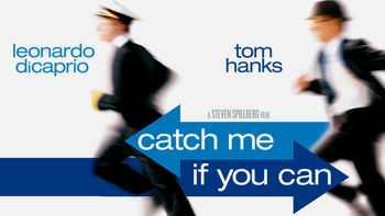 Netflix box art for Catch Me If You Can