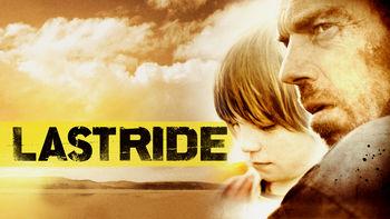 Netflix box art for Last Ride
