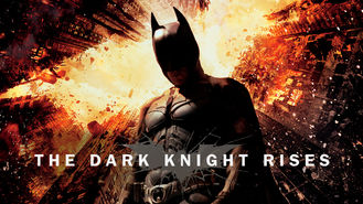 The Dark Knight Rises (2012) on Netflix in the USA