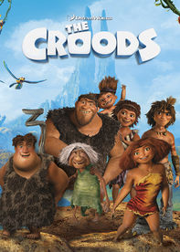 The Croods Netflix CO (Colombia)