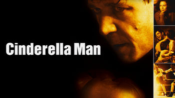 Netflix box art for Cinderella Man