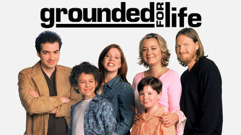 Netflix Box Art for Grounded for Life - Season 1