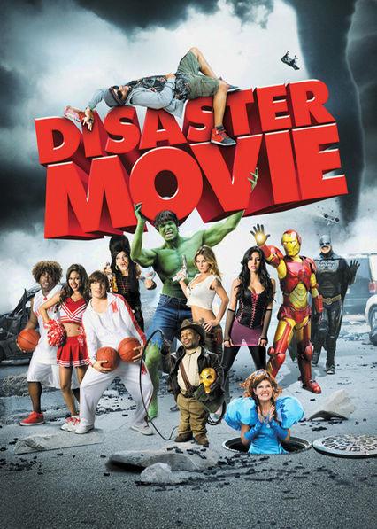 Disaster Movie Netflix BR (Brazil)