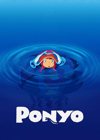 Ponyo Netflix BR (Brazil)