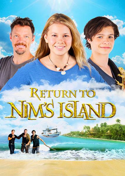Return to Nim's Island Netflix US (United States)