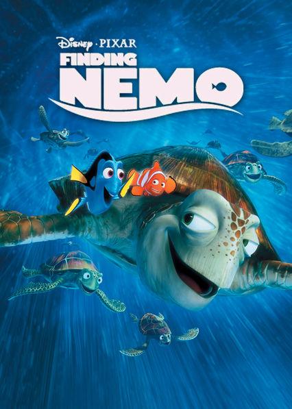 Finding Nemo Netflix BR (Brazil)