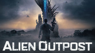 Netflix box art for Alien Outpost