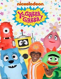 Yo Gabba Gabba!: Season 1: Train