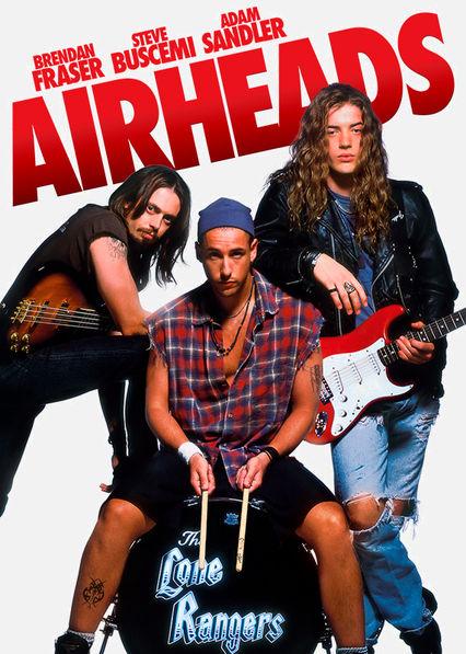 Airheads Netflix BR (Brazil)
