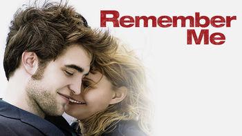 Netflix box art for Remember Me