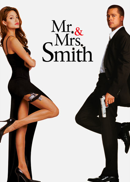 Mr. and Mrs. Smith Netflix BR (Brazil)