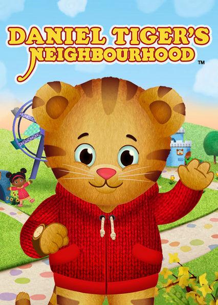 Daniel Tiger's Neighborhood Netflix UK (United Kingdom)