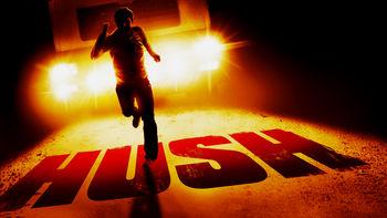Netflix box art for Hush