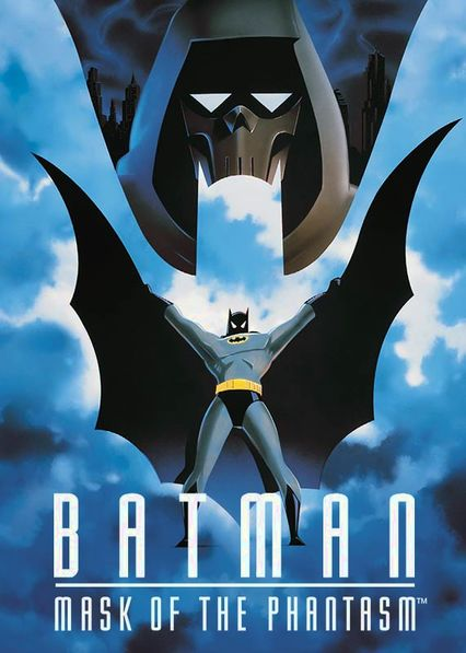 Batman: Mask of the Phantasm Netflix CL (Chile)