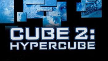 Netflix box art for Cube 2: Hypercube
