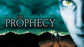 Netflix box art for The Prophecy