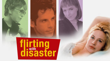 Netflix box art for Flirting with Disaster
