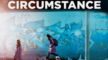 Netflix box art for Circumstance