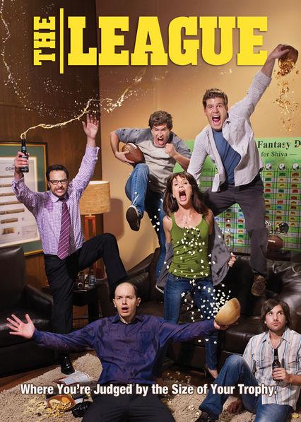 The League Netflix US (United States)