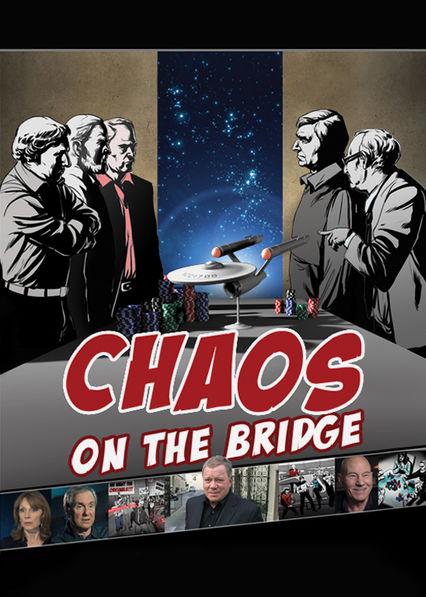 Chaos on the Bridge Netflix BR (Brazil)
