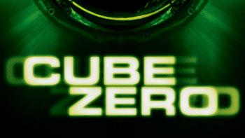 Netflix box art for Cube Zero