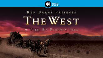 Netflix box art for Ken Burns: The West - Season 1