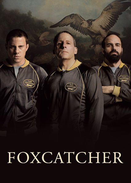 Foxcatcher Netflix ZA (South Africa)