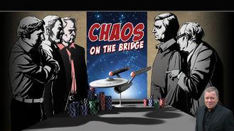 Netflix box art for Chaos on the Bridge