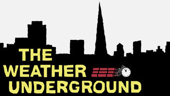 Netflix box art for The Weather Underground
