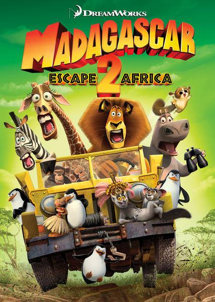 Madagascar: Escape 2 Africa Netflix US (United States)