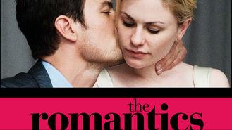 Netflix box art for The Romantics