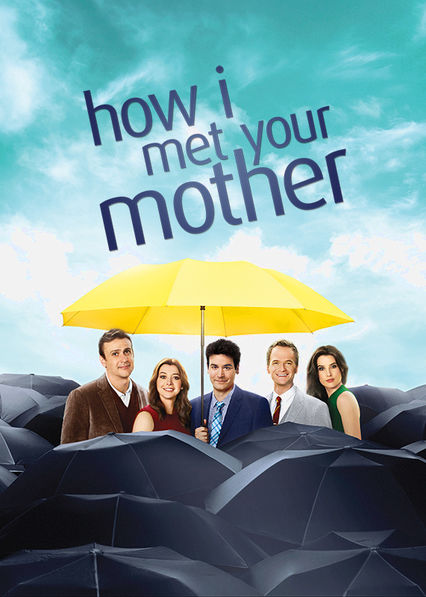 How I Met Your Mother Netflix EC (Ecuador)