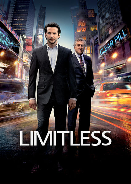 Limitless Netflix UK (United Kingdom)