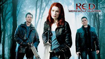 Netflix box art for Red: Werewolf Hunter