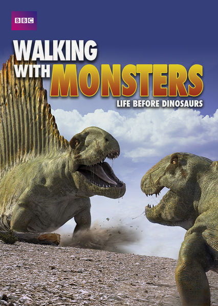 Walking with Monsters: Life Before Dinosaurs Netflix AR (Argentina)