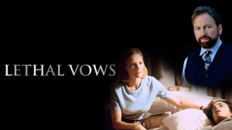 Netflix box art for Lethal Vows