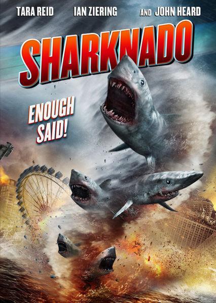 Sharknado Netflix UK (United Kingdom)