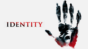 Netflix box art for Identity