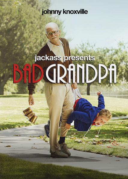 Jackass Presents: Bad Grandpa Netflix AR (Argentina)