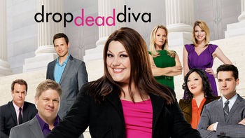 Netflix Box Art for Drop Dead Diva - Season 6
