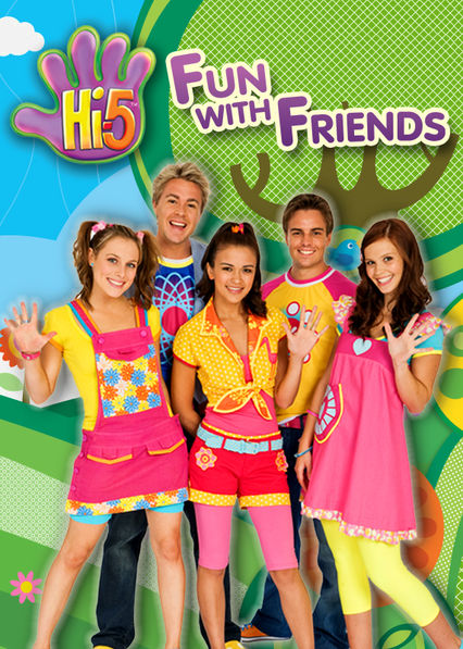 Hi-5: Fun with Friends Netflix BR (Brazil)