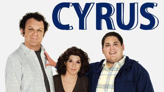 Netflix box art for Cyrus