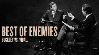 Netflix Box Art for Best of Enemies