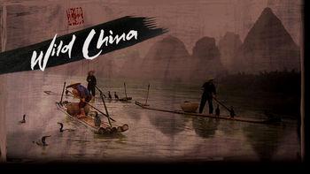 Netflix box art for Wild China - Season 1