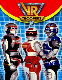 V.R. Troopers: Season 2: The Ghost of Cross World Forest